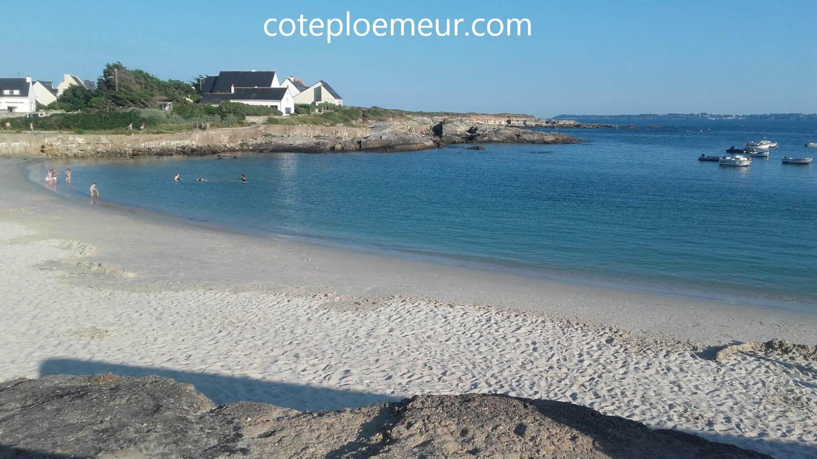 Bretagne Sud locations de vacances face à la plage  à Ploemeur - coteploemeur